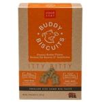 Cloud Star Original Itty Bitty Buddy Biscuits with Peanut Butter Dog Treats, 8-oz. box