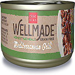 Cloud Star WellMade Homestyle Meals Mediterranean Grill With Lamb Recipe Grain-Free Canned Dog Food 3.5oz