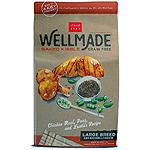 Cloud Star WellMade Dog Grain Free Baked LBR CKN PEA 5# 5#