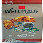 Cloud Star WellMade Baked Chicken Meal, Peas, & Lentils Recipe Grain-Free Dry Dog Food 5#