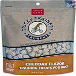 Cloud Star Crunchy Tricky Trainers Liver Flavor Dog Treats, 8-oz. bag