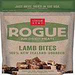 Cloud Star Rogue Air-Dried Lamb Bites Dog Treats 6.5oz