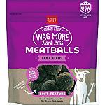 Cloud Star Dynamo Dog Hip & Joint Soft Chews Bacon & Cheese Formula Dog Treats, 5-oz. bag