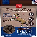 Cloud Star Dynamo Dog Hip & Joint Soft Chews Chicken Formula Dog Treats, 14-oz. bag