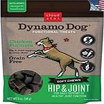 Cloud Star Dynamo Dog Tummy Soft Chews Pumpkin & Ginger Formula Dog Treats, 5-oz. bag