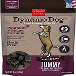 Cloud Star Dynamo Dog Tummy Soft Chews Pumpkin & Ginger Formula Dog Treats, 14-oz. bag