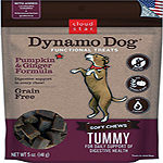 Cloud Star Dynamo Dog Skin & Coat Soft Chews Salmon Formula Dog Treats, 14-oz. bag