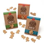 Cloud Star Grain-Free Oven Baked Buddy Biscuits with Homestyle Peanut Butter Dog Treats, 14-oz. box