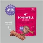 Dogswell Jerky Immunity & Defense Grain-Free Duck 20oz