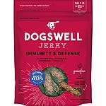 Dogswell Jerky Immunity & Defense Grain-Free Duck 10Oz