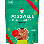 DOGSWELL DOG HOLIDAY JERKY BEEF 4OZ