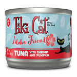 Tiki Pets Cat Aloha Tuna Shrimp 3 Oz. Pouch(Case Of: 12)