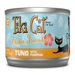 Tiki Pets Cat Aloha Tuna Pumpkin 3 Oz. Pouch(Case Of: 12)