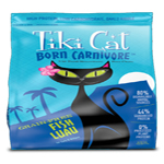Tiki Pets Cat Carnivore  Luau Fish 2.8 Lbs