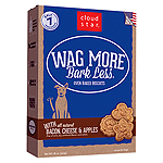 WAGMORE DOG BAKED BACON CHEESE & APPLE 16OZ
