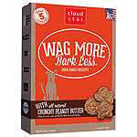 WAGMORE DOG OVEN BAKED PEANUT BUTTER 20LB