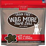 CLOUDSTAR WAGMORE DOG GRAIN FREE SOFT & CHEWY CHEDDAR 5OZ