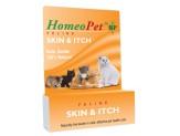Homeopet Feline Skin & Itch Bottle 15Ml