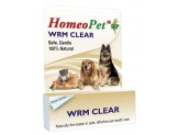 HomeoPet Worm Clear bottle 15ml