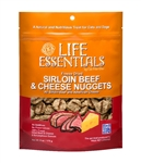 CatmanDoo Dog and Cat Freeze Dried Nuggets Beef  Cheese 3 oz.