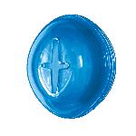 Hero Dog Treat Dispensing Ball Blue Small