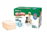 Precision Pet Products Little Stinker House Breaking Pads White 1ea/100 pk