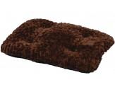 Petmate SnooZZy Plush Mat Brown Large