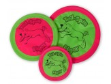 Booda Tail Spin Flyer Dog Toy Multi-Color 1ea/10 in