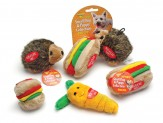 Booda Soft Bite Plush Hamburger Small