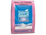 Natural Balance Original Ultra Reduced Calorie Formula Dry Cat Food 15Lb