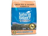Natural Balance L.I.D. Green Pea & Salmon Formula Dry Cat Food 10Lb
