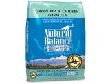 Natural Balance L.I.D. Green Pea & Chicken Formula Dry Cat Food 10Lb