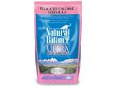 Natural Balance Original Ultra Reduced Calorie Formula Dry Cat Food 6Lb