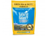 Natural Balance Limited Ingredient Diets Green Pea & Duck Dry Cat Food 5Lb