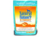 Natural Balance Synergy Ultra Premium Dry Dog Food 4.5lb