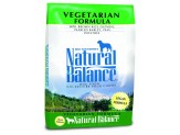 Natural Balance Vegetarian Dry Dog Food 14lb