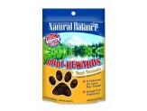 Natural Balance Pet Foods Mini Rewards Duck Formula Semi-Moist Dog Treats 1ea/4 oz, Mini
