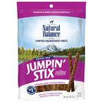 Natural Balance Pet Foods L.I.T Hip-Stix Venison Formula Semi-Moist Dog Treats 1ea/5 oz