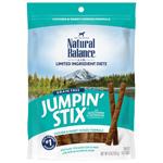 Natural Balance Pet Foods L.I.T Hip-Stix Chicken Formula Semi-Moist Dog Treats 1ea/5 oz