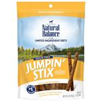 Natural Balance Pet Foods L.I.T Hip-Stix Duck Formula Semi-Moist Dog Treats 1ea/5 oz
