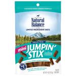 Natural Balance Pet Foods L.I.T Hip-Stix Chicken Formula Semi-Moist Dog Treats 1ea/4 oz, Mini