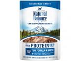 Natural Balance LID High Protein Tuna Formula Cat Food Pouch 2.5oz