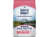 Natural Balance Lid High Protein Dry Cat Food Salmon 5Lb