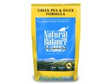 Natural Balance Lid Green Pea And Duck 2 Lb