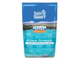 Natural Balance Ultra Wbh Chicken, Duck, Salmon Kitten Dry Cat Food 2Lb