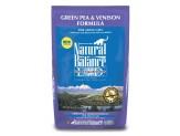 Natural Balance Lid Green Pea & Venison Formula Cat Food 4.5Lbs
