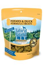Natural Balance L.I.T. Limited Ingredient Treats Duck & Potato 28Oz