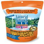 Natural Balance L.I.T. Limited Ingredient Treats Sweet Potato & Fish 8oz