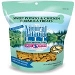 Natural Balance L.I.T. Limited Ingredient Treats Sweet Potato & Chicken 8oz