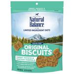 Natural Balance L.I.T. Limited Ingredient Treats Sweet Potato & Chicken 14oz